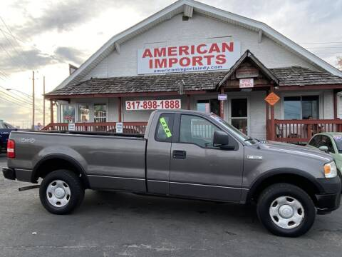 2007 Ford F-150 for sale at American Imports INC in Indianapolis IN