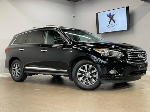 2015 Infiniti QX60 for sale at TX Auto Group in Houston TX