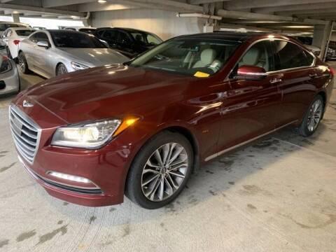 2016 Hyundai Genesis for sale at Southern Auto Solutions-Jim Ellis Hyundai in Marietta GA