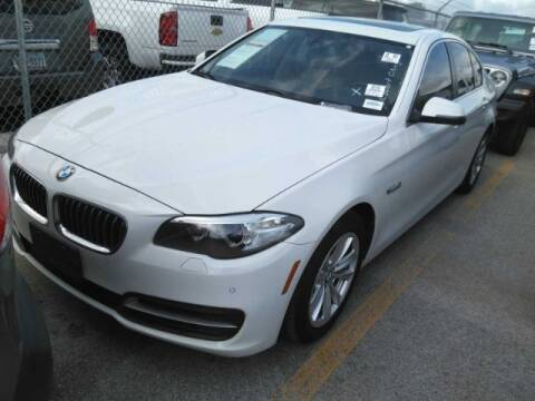 2014 BMW 5 Series for sale at Eurospeed International in San Antonio TX
