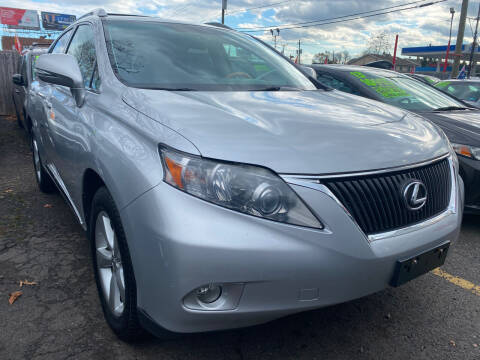 2010 Lexus RX 350 for sale at GRAND USED CARS  INC in Little Ferry NJ
