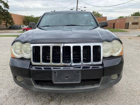 2009 Jeep Grand Cherokee for sale at Dynasty Auto in Dallas TX