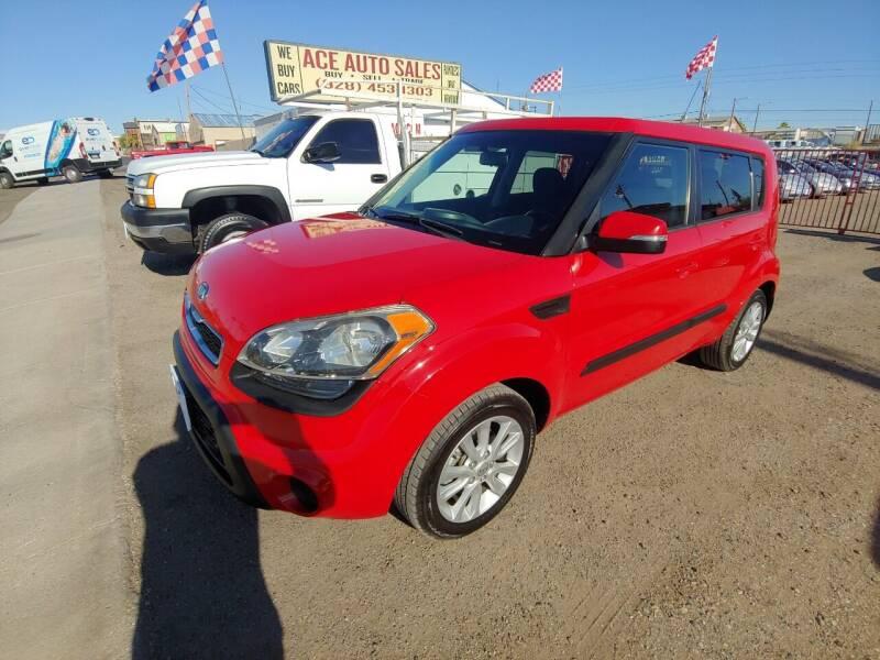 2012 Kia Soul for sale at ACE AUTO SALES in Lake Havasu City AZ