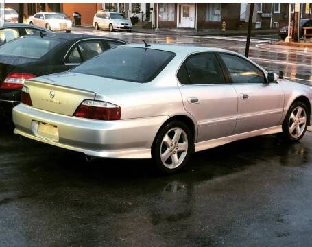 2003 Acura TL for sale at Glacier Auto Sales in Wilmington DE