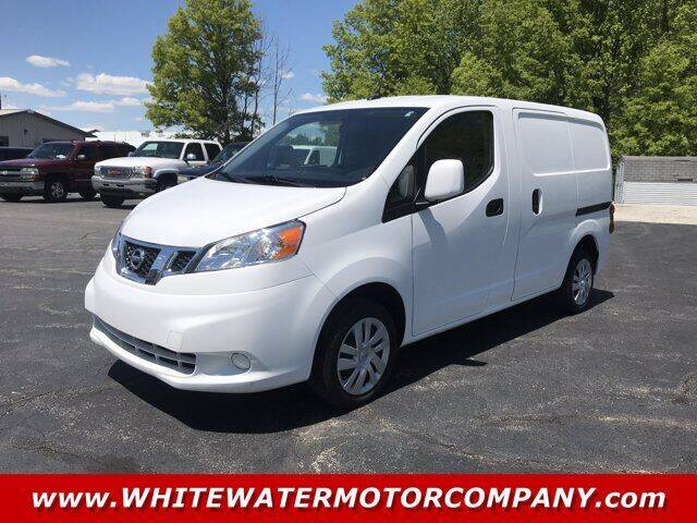 2019 Nissan NV200 for sale at WHITEWATER MOTOR CO in Milan IN