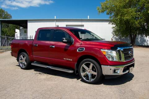 2017 Nissan Titan for sale at Alta Auto Group LLC in Concord NC