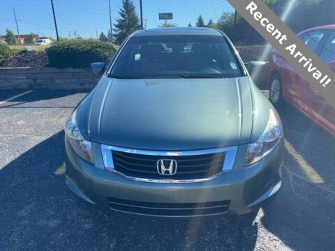 2009 Honda Accord for sale at Vorderman Imports in Fort Wayne IN
