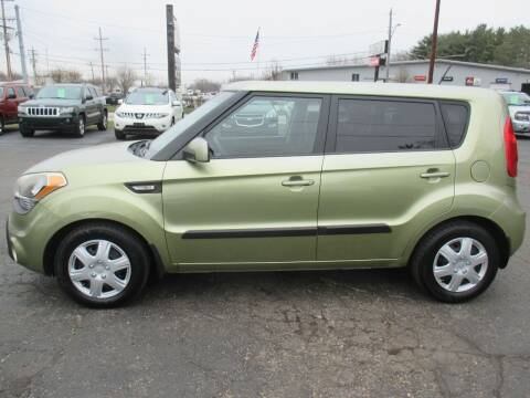 2012 Kia Soul for sale at Home Street Auto Sales in Mishawaka IN