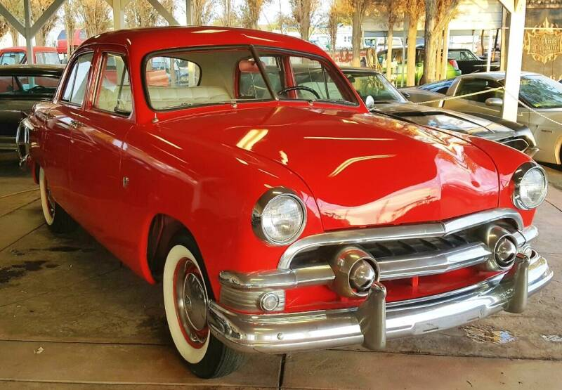 1951 Ford Deluxe for sale at Vehicle Liquidation in Littlerock CA