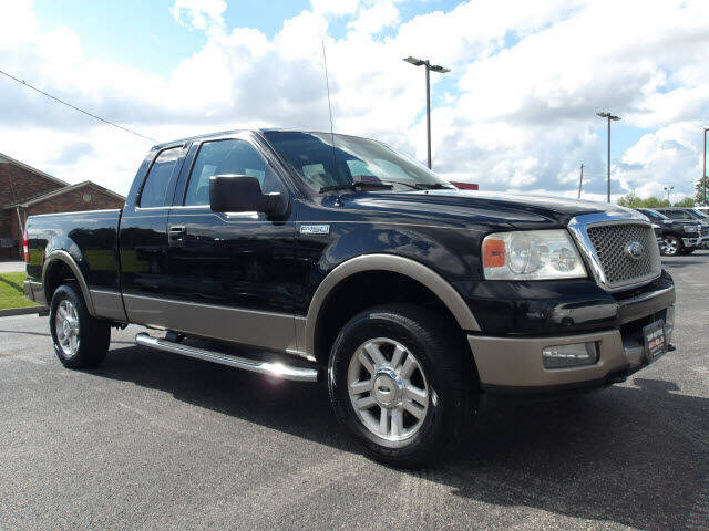 2004 Ford F-150 for sale at TAPP MOTORS INC in Owensboro KY