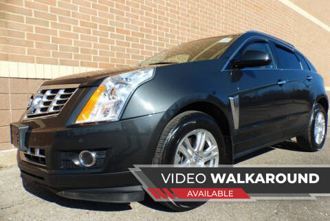 2015 Cadillac SRX for sale at Macomb Automotive Group in New Haven MI