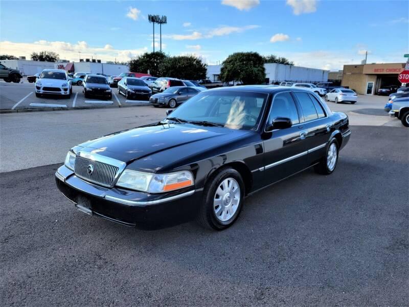2004 Mercury Grand Marquis for sale at Image Auto Sales in Dallas TX