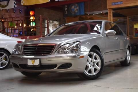 2005 Mercedes-Benz S-Class for sale at Chicago Cars US in Summit IL