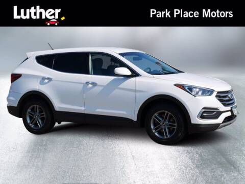 2018 Hyundai Santa Fe Sport for sale at Park Place Motor Cars in Rochester MN