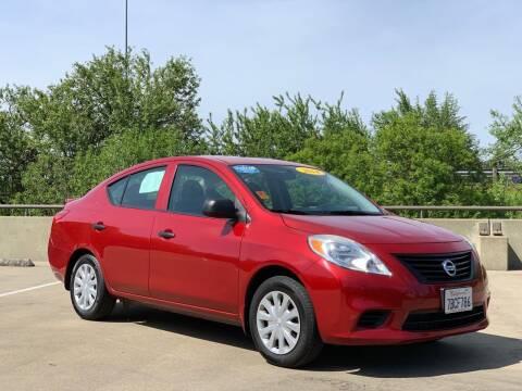 2014 Nissan Versa for sale at AutoAffari LLC in Sacramento CA