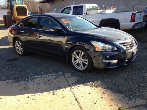 2013 Nissan Altima for sale at ASAP Car Parts in Charlotte NC
