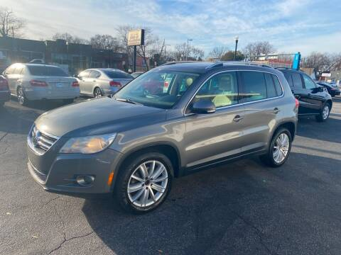 2011 Volkswagen Tiguan for sale at BWK of Columbia in Columbia SC