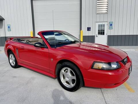 2003 Ford Mustang for sale at B&M Motorsports in Springfield IL