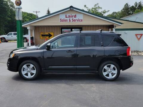 2011 Jeep Compass for sale at LAIRD SALES AND SERVICE in Muskegon MI