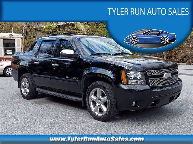 2013 Chevrolet Avalanche for sale at Tyler Run Auto Sales in York PA