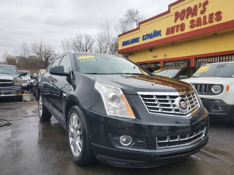2013 Cadillac SRX for sale at Popas Auto Sales in Detroit MI