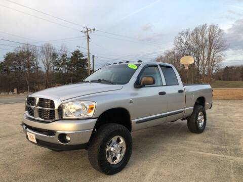 2007 Dodge Ram Pickup 3500 for sale at Priority One Auto Sales in Stokesdale NC