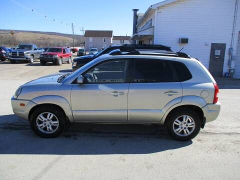 2006 Hyundai Tucson for sale at ROUTE 119 AUTO SALES & SVC in Homer City PA