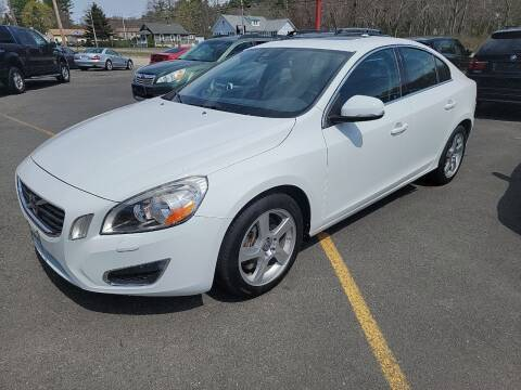 2013 Volvo S60 for sale at Top Quality Auto Sales in Westport MA