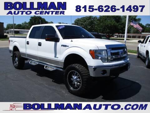 2014 Ford F-150 for sale at Bollman Auto Center in Rock Falls IL