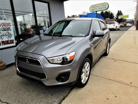2014 Mitsubishi Outlander Sport for sale at New Concept Auto Exchange in Glenolden PA