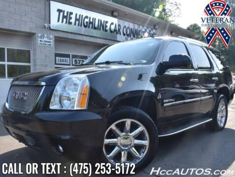 2013 GMC Yukon for sale at The Highline Car Connection in Waterbury CT