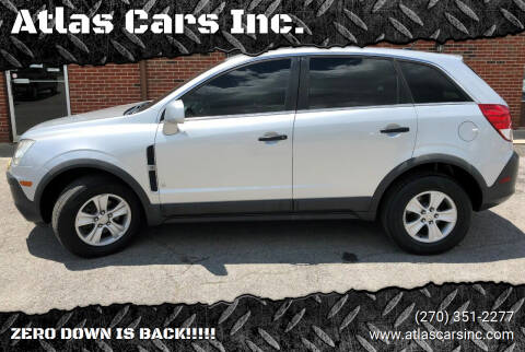 2009 Saturn Vue for sale at Atlas Cars Inc. in Radcliff KY