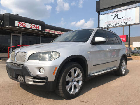 2010 BMW X5 for sale at NORRIS AUTO SALES in Oklahoma City OK
