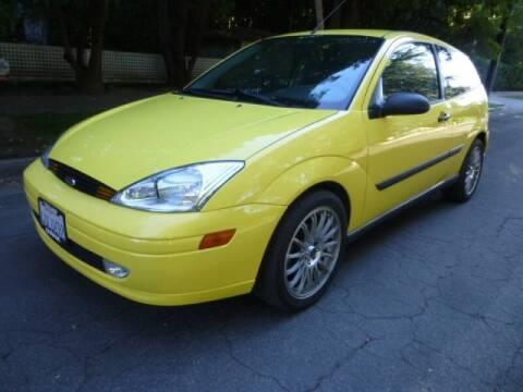 2001 Ford Focus for sale at Altadena Auto Center in Altadena CA