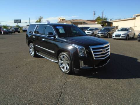 2015 Cadillac Escalade for sale at Team D Auto Sales in Saint George UT