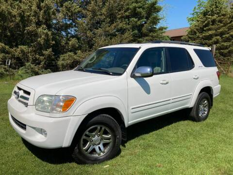 2007 Toyota Sequoia for sale at K2 Autos in Holland MI