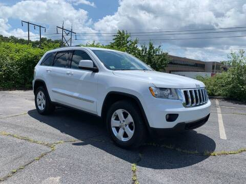2013 Jeep Grand Cherokee for sale at Fournier Auto and Truck Sales in Rehoboth MA