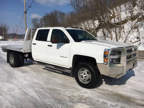 2016 Chevrolet Silverado 3500HD for sale at DONS AUTO CENTER in Caldwell OH