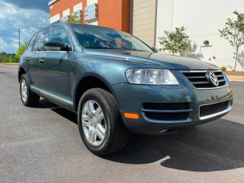 2004 Volkswagen Touareg for sale at ELAN AUTOMOTIVE GROUP in Buford GA