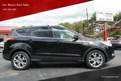 2014 Ford Escape for sale at Car Xpress Auto Sales in Pittsburgh PA