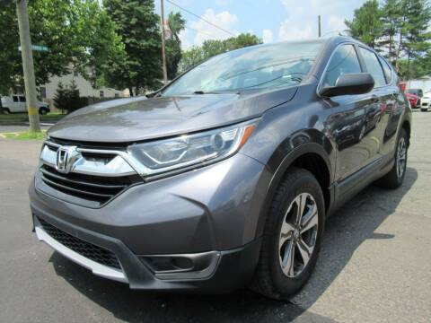 2017 Honda CR-V for sale at PRESTIGE IMPORT AUTO SALES in Morrisville PA
