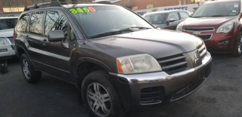 2004 Mitsubishi Endeavor for sale at Roy's Auto Sales in Harrisburg PA