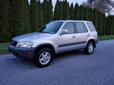 2000 Honda CR-V for sale at Kingdom Autohaus LLC in Landisville PA