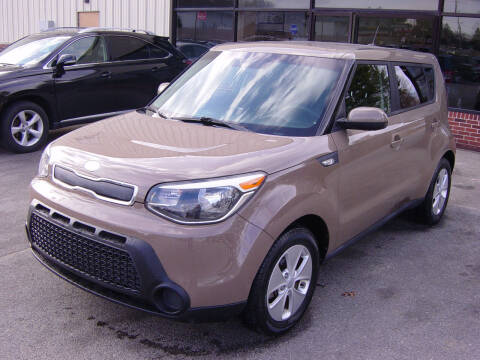 2014 Kia Soul for sale at North South Motorcars in Seabrook NH