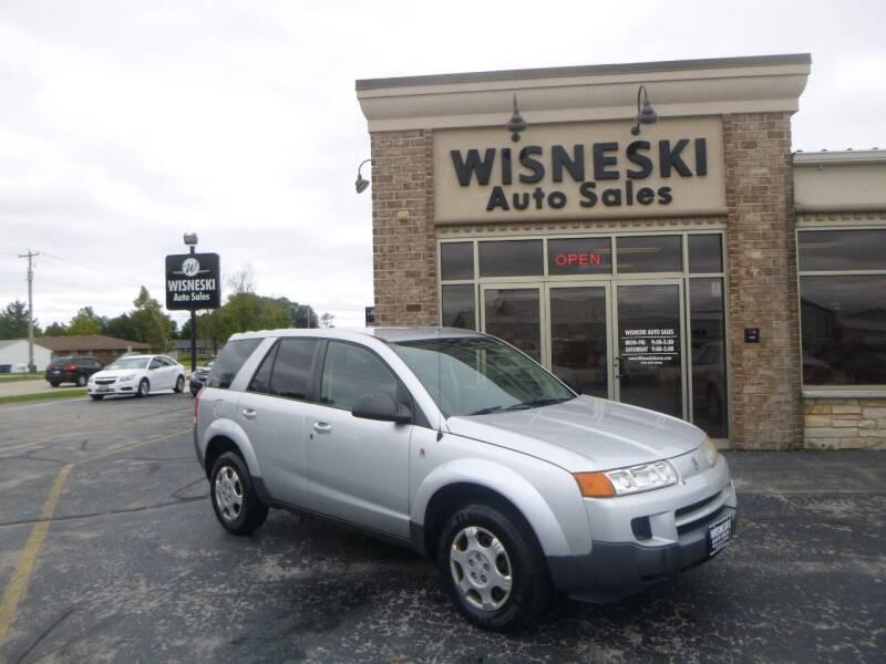 2005 Saturn Vue for sale at Wisneski Auto Sales, Inc. in Green Bay WI