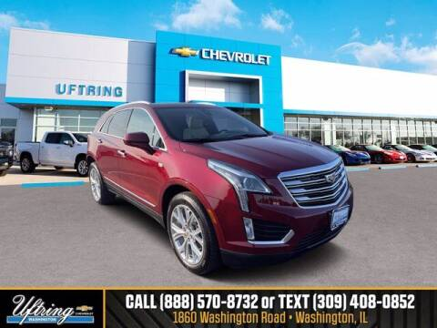 2018 Cadillac XT5 for sale at Gary Uftring's Used Car Outlet in Washington IL
