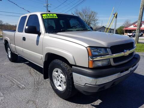 2005 Chevrolet Silverado 1500 for sale at Moores Auto Sales in Greeneville TN