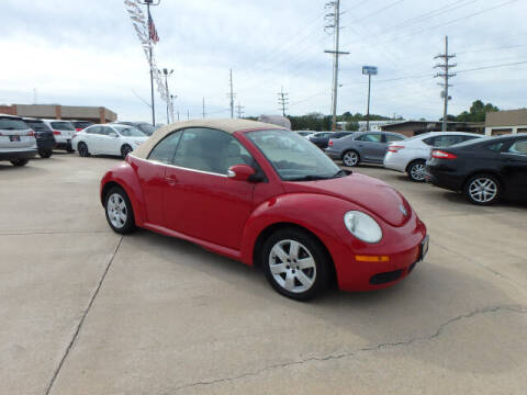 2007 Volkswagen New Beetle for sale at BLACKWELL MOTORS INC in Farmington MO
