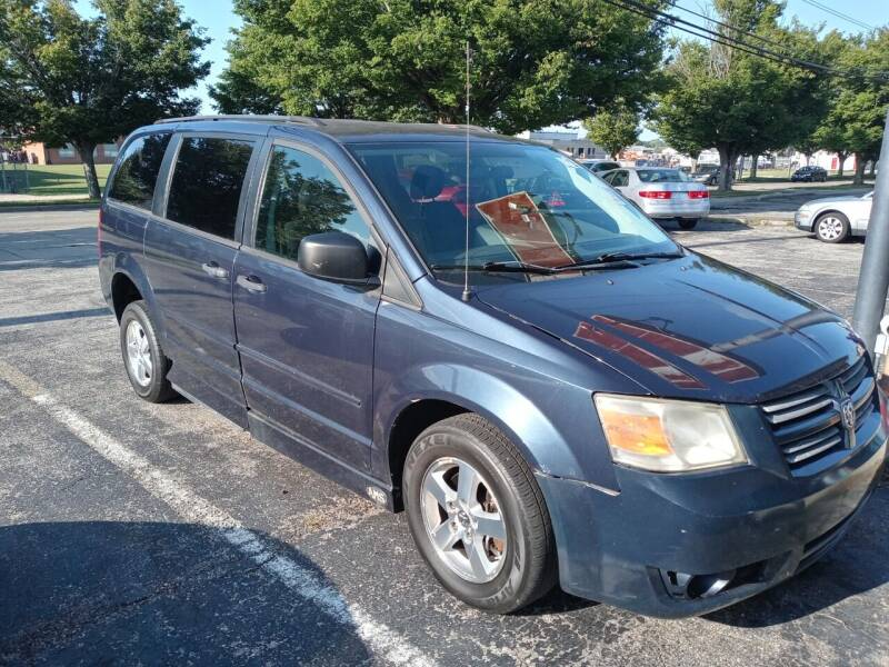 2008 Dodge Grand Caravan for sale at Sportscar Group INC in Moraine OH