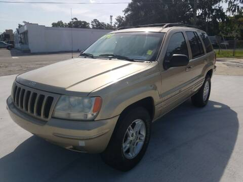 2000 Jeep Grand Cherokee for sale at NINO AUTO SALES INC in Jacksonville FL
